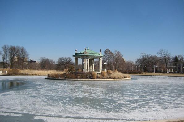 Frozen Moat
